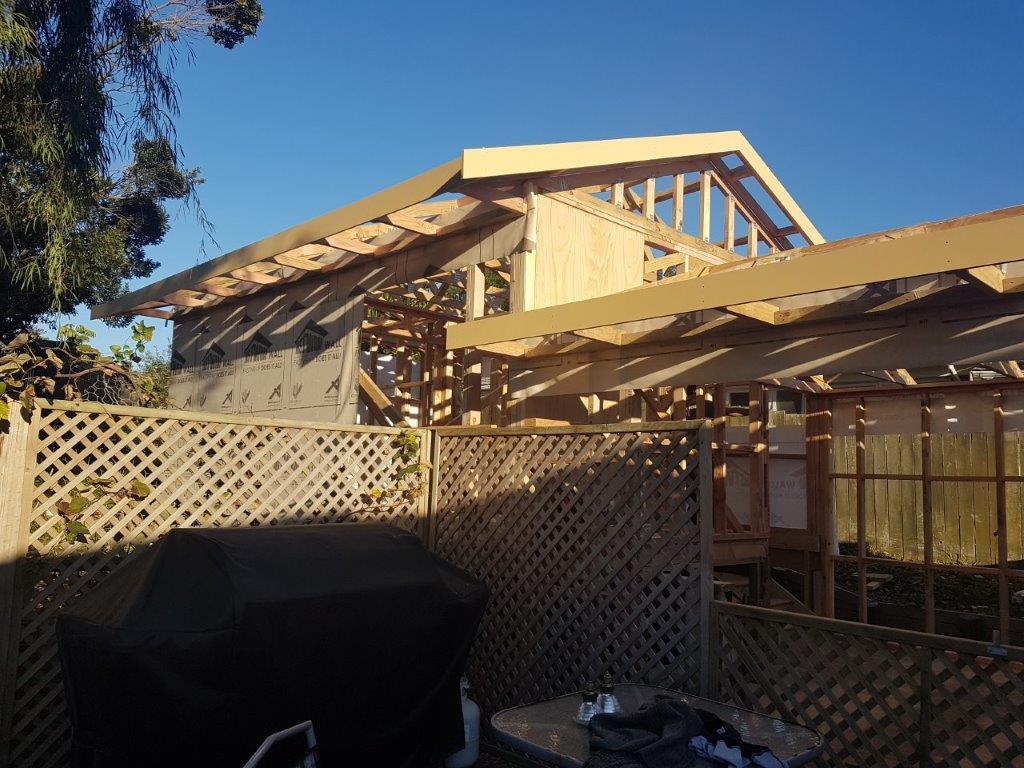 Panmure home extension renovation